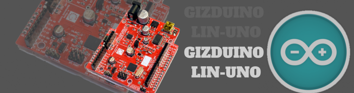 gizDuino LIN: Configuring LIN Physical Interface
