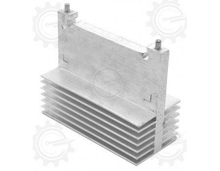 EHS-06 Aluminum Heatsink 60x48x28mm