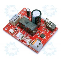 Hybrid Driver 2r0 for DC Motors ( 24V )