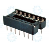 DIP IC Socket 14-Pins