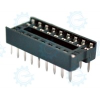 DIP IC Socket 18-Pins