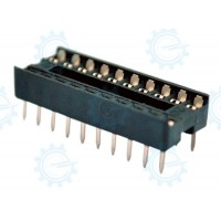 DIP IC Socket 20-Pins