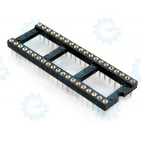DIP IC Socket Big 40-Pins ( Hirel )