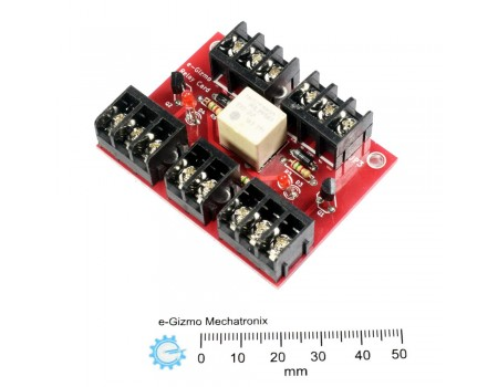 2 Channel EX2 12V Relay Board