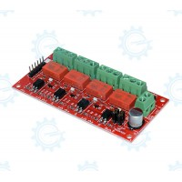 4-Channel 5V Relay Kit