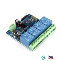 4-Channel Bluetooth 2.1 Wireless Module 12V