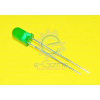 Green LED 5mm