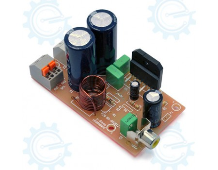 LM3886 60W Audio Amplifier (Assembled)