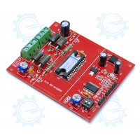Micro-Step Stepper Motor Driver