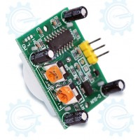 MOTION DETECTION: HC-SR501 Human Infrared Sensor Module