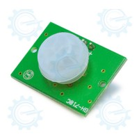 MOTION DETECTION: Mini PIR Motion Sensor ( GH-718C )