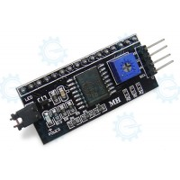 I2C Serial Interface Board Module Arduino 1602 2004 LCD Display