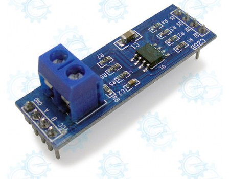 RS-485 to TTL interface module MAX485