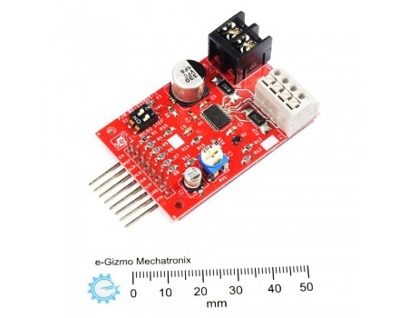 Microstep Stepper Motor Driver 1/8 step