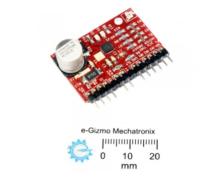 2-Channel Tiny DC Motor Driver