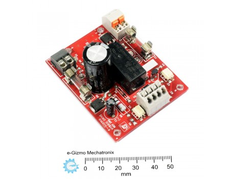Hybrid Driver 2r0 for DC Motors ( 12/24V )