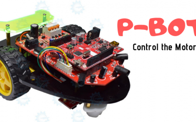 (P-BOT) How to control the Motors?