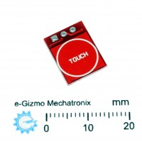 TTP223  Capacitive Touch Module with 4 Modes of Operation