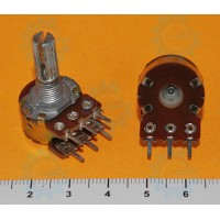 10K Double Potentiometer