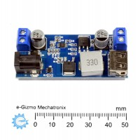 24V to 5V 5A DC/DC Converter Charger with USB port