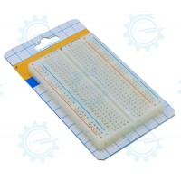 Solderless Breadboard ( Small with 4 Power Rails )