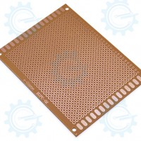 Universal PCB ( EGPC-02 without Contacts )