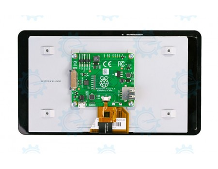 Raspberry Pi 7-Inches Touch Screen LCD