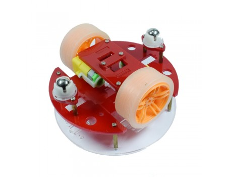 Crawling Saucer Chassis