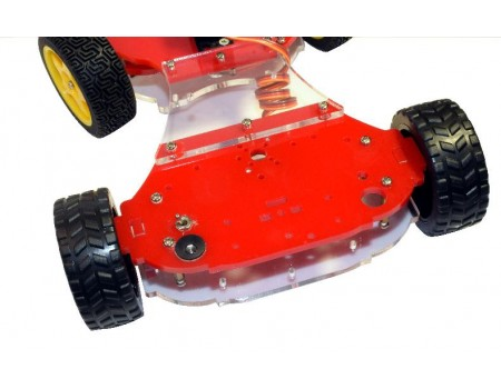 PathFinder Mobot Chassis