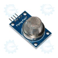 GAS SENSING: MQ-4 Sensor Break-out Board