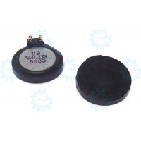 Speaker 8 Ohms 15mm diameter