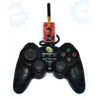Universal Wireless Controller Using PS2