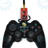 Universal Wireless Robot Controller PS2 Style