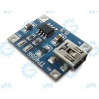 TP4056-1A Li-Ion USB Battery Charger Module
