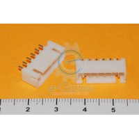 Male Header Wafer 6-Pins 2.54mm Pitch