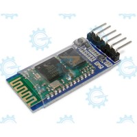 HC-05 Bluetooth Module with Backplane