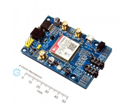 SIM808 Development Board