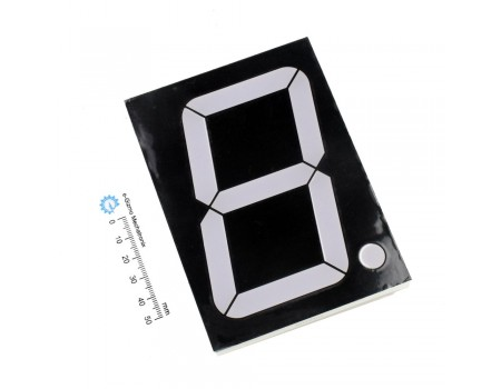 4 inches Large 7-segment LED Display Common Anode