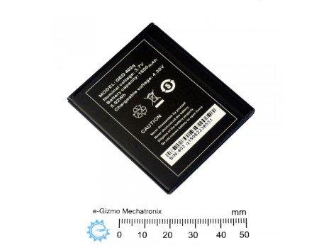 3.7V 1600mAH GEO-402Q Li-ion Rechargeable Battery