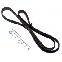 Timing Belt S2M-600-100