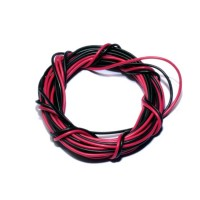 Red-Black AWG22 x 1.8