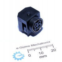 4-pin DIN Power Connector