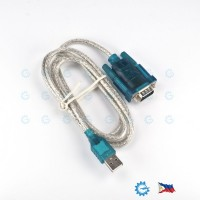 USB to RS232 Cable DB9 Male RS-232 CH340