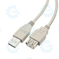 USB Cable type A M-F