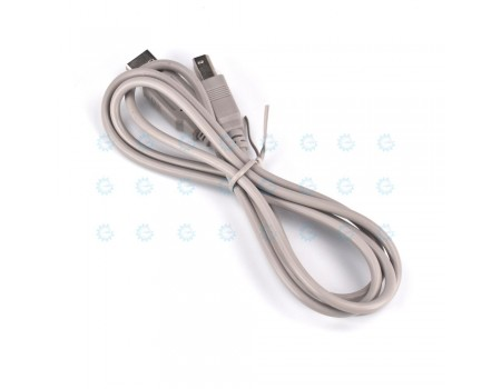 USB Cable Type A to B 1.22M Gray Arduino