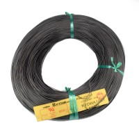 Hook up wire AWG26 Tinned Stranded Gray (per Meter)