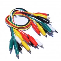 Alligator Clip Wire 10s