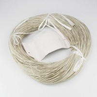 Hook up wire AWG26 Tinned Stranded White (per Meter)