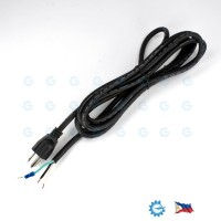 AC Power Cord Water Oil Weather Resistant 3M AWG18x3C SJOW TF2 UL/CUL Isted