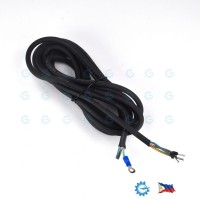 IEC 60245 C Power Cord Weather Resistant 3M 3G0.75mm2 VDE CCC